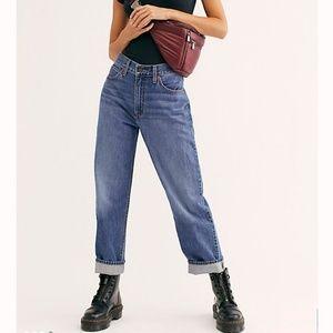 Vintage Levi's 501 Button Fly Jeans 30 x 32 / 29